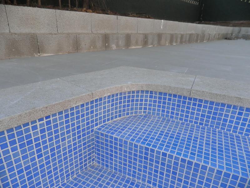 Coronacion piscinas - Marmoles Gata S.L.